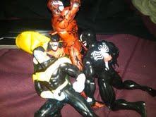 DC vs Marvel Orgy (3/6)