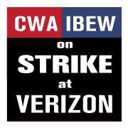 CWA/IBEW Strike Against Verizon 2011 (2/2)