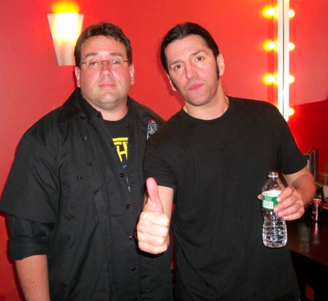 Anthrax 30th Anniversary Party - Backstage (3/6)